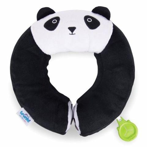 Zagłówek do fotelika Trunki - panda Pablo