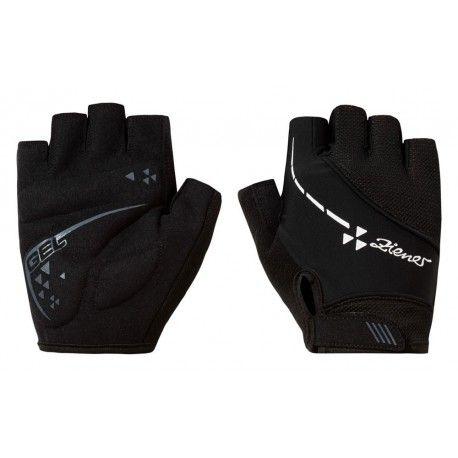Ziener rękawiczki Cenisi Lady Czarne 8,5