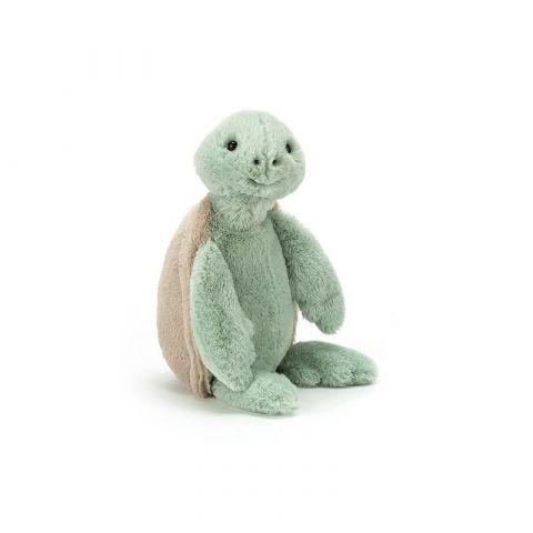 maskotka dla dziecka żółw do przytulania jellycat