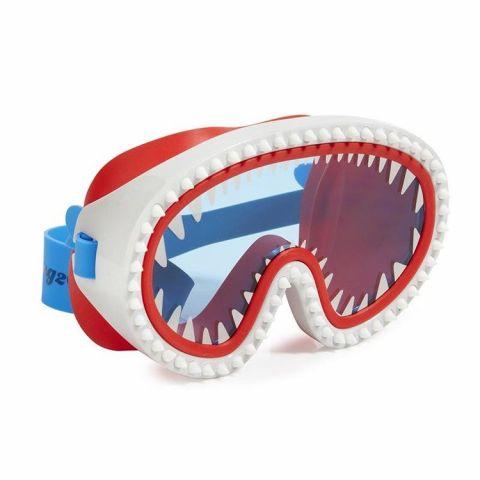 Bling2o Maska do pływania atak rekina błękitna