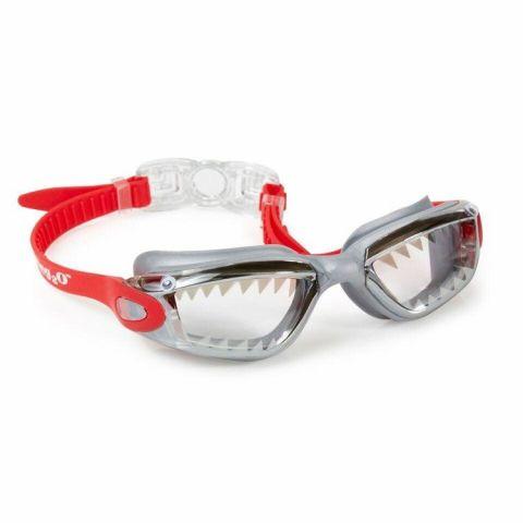 Bling2o Okularki do pływania rekinki szare